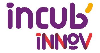 logo #INCUBATEUR: INCUBINNOV